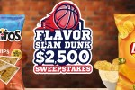 Tasty Rewards Slam Dunk Sweepstakes: Win $2500 Cash!