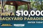 Todayshomeowner.com Backyard Paradise Contest