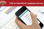Talk to Hannaford Customer Survey Sweeps