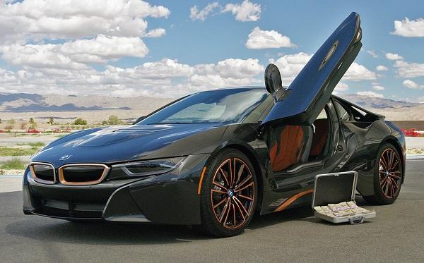 Omaze BMW i8 Car Sweepstakes