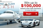 PCH First Class Cash Sweepstakes