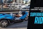 Polaris Slingshot Nominate a Superhero Contest