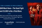 PopSugar The Good Fight Must Have Giveaway