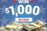 Prizeo $1000 Cash Giveaway