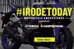 Revzilla Irodetoday Motorcycle Sweepstakes 2020