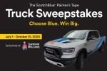 Ram Truck Giveaway 2020