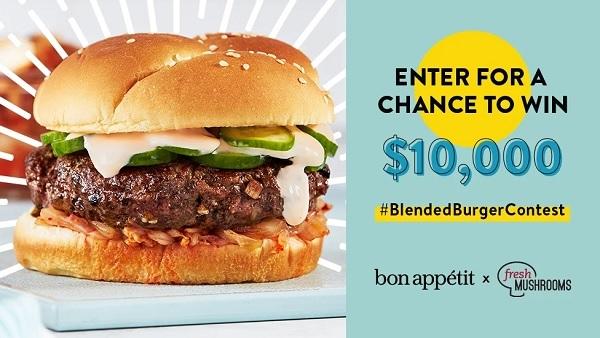 Blended Burger Cash Contest 2020