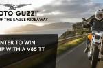 Moto Guzzi Motorcycle Road Trip Contest