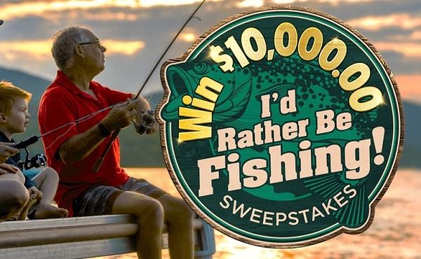 PCH.com $10K Fishing Trip Sweepstakes