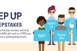 Shoes.Com Step Up Sweepstakes