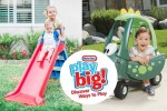 Family Jr. Little Tikes Play Big Contest 2020 (100 Winners)