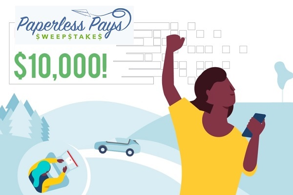 Santander Paperless Pays Sweepstakes 2020