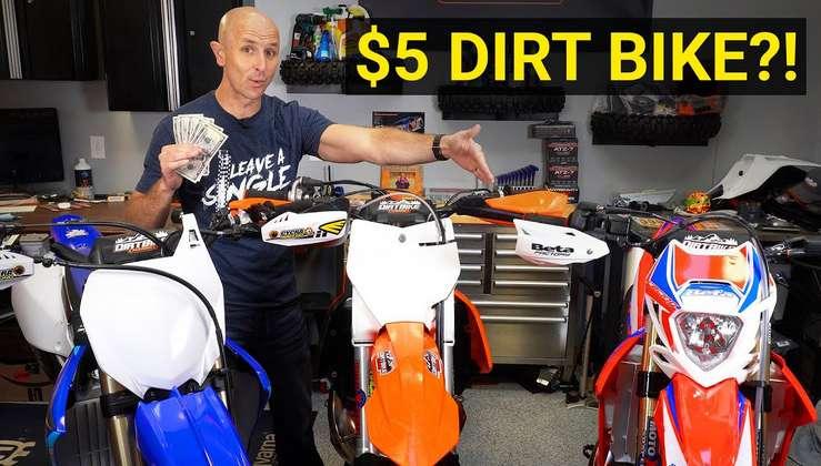 Dirt Bike Channel Giveaway
