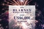 Blarney Woolen Mills 4th July Giveaway 2020