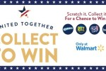 Walmart Collect To Win IWG on Collectsnack.com