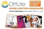 Ottlite Home Lighting Makeover Sweepstakes