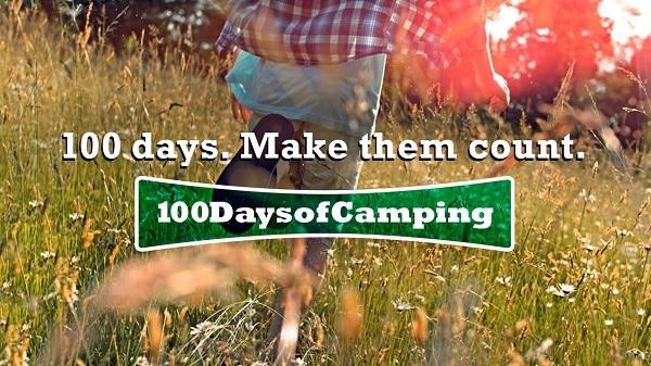 Thousand Trails Photo Contest on 100Daysofcamping.com