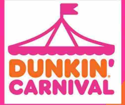 Dunkin Carnival Instant Win Game