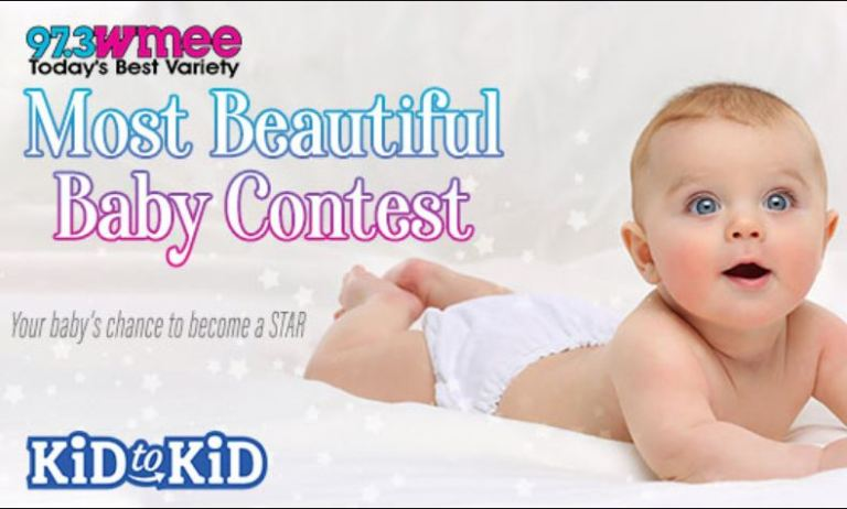 WMEE Most Beautiful Baby Contest