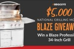 BBQGuys National Grilling Month Giveaway 2020