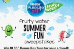 Box Tops 4 Education Summer Fun Sweepstakes