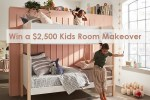 Win a $2,500 Kids Room Makeover With Domino