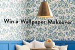 Win a Wallpaper Room Makeover With Domino!