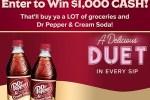 Dr Pepper Far Cream Soda Gift Card Sweepstakes