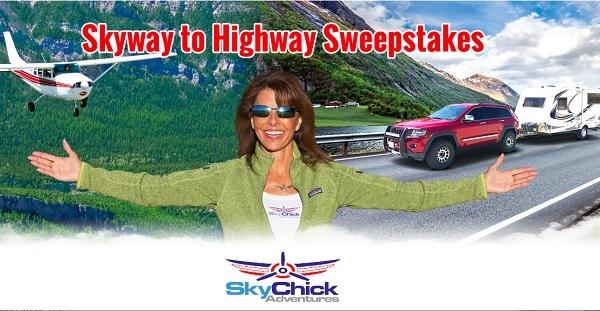 Honda SkyChick Adventures Sweepstakes on Hondawin2020.com
