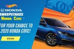 Hot Wheels Car Sweepstakes 2020