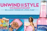 Seagram's Escapes Sweepstakes: Win A Pool Float