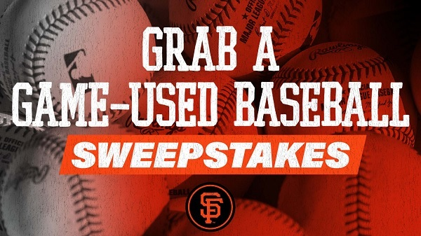 MLB Sweepstakes 2020