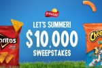 Tasty Rewards Let's Summer Sweepstakes: Win $10000 Cash!