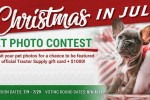 Tractor Supply Christmas In July Pet Photo Contest