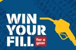 Win Free Fuel for a Year at Winyourfill.ca (200 Winners)