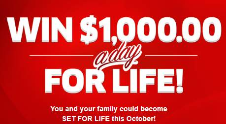 PCH Win $1K A Day For Life Sweepstakes 2020