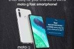 Boost Mobile Moto G Fast Sweepstakes