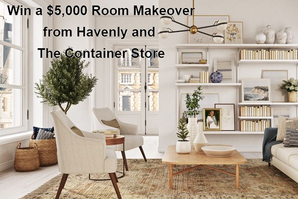 Havenly Spring Room Makeover Sweepstakes