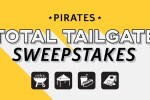 Pirates Tailgate Sweepstakes 2020