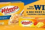 Velveeta SEC Sweepstakes and Instant Win Game on Scorewithvelveeta.com