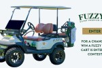 Fuzzy's Golf Cart Sweepstakes 2020