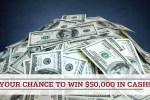 Ibotta $50000 Cash Giveaway 2020