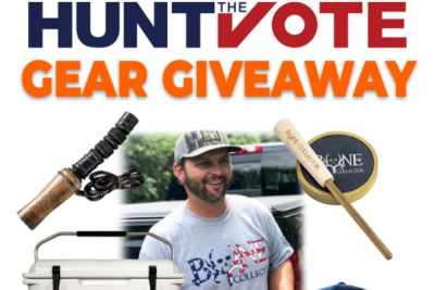 Hunt The Vote Gear Giveaway 2020