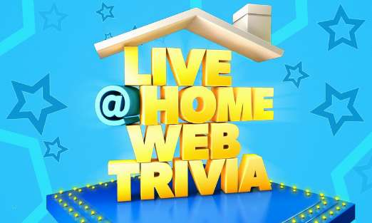 Live with Kelly and Ryan Home Trivia Web Edition Sweepstakes 2020