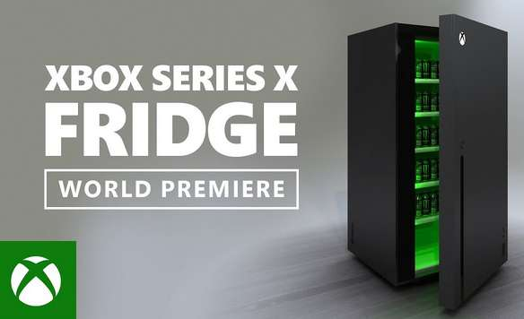 Xbox Series X Fridge Sweepstakes 2020