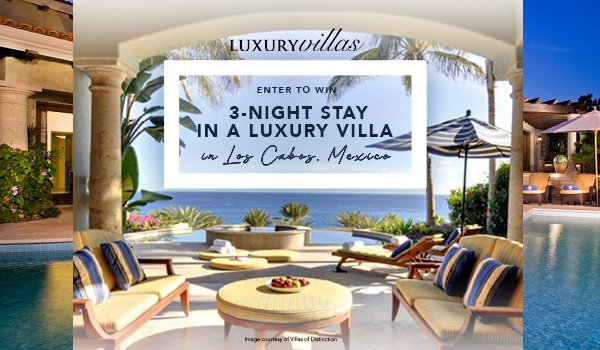 Sea Luxury Dream Cruise Vacation Giveaway