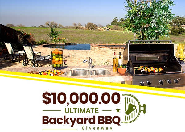 PCH $10000 Ultimate Backyard BBQ Sweepstakes 2020