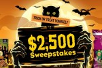 Tasty Rewards Trick or treat yourself $2500 Sweepstakes 2020