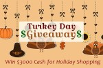 Frankly Media Turkey Day Sweepstakes 2020