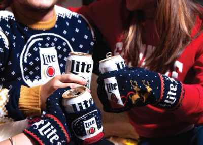 Miller Lite Holiday Instant Win Game